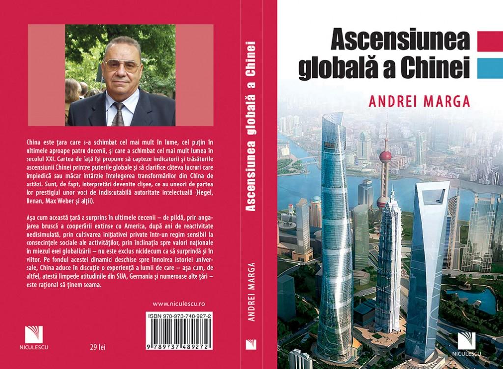 COPERTA - A. Marga -Ascensiunea globala a Chinei